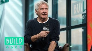 "Harrison Ford Talks About ""Blade Runner 2049"" Director Denis Villeneuve"