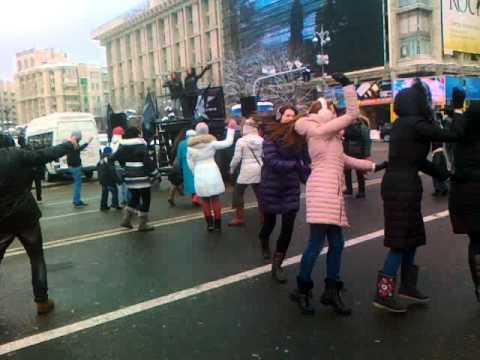 flash mob gangnam style ukraine kiev.Free Games. part 2