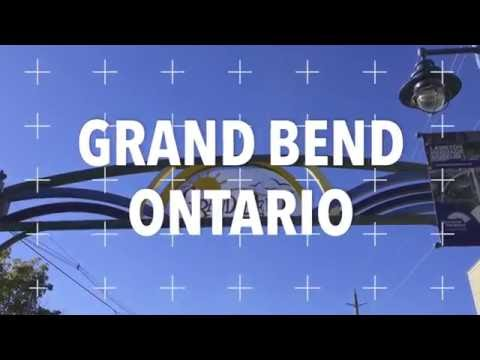 Grand Bend Ontario filmed with Phantom 4 and Ipad Pro