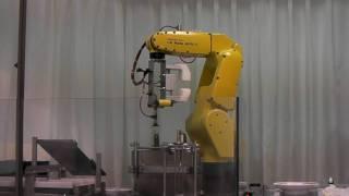 ロボットが作るラーメン屋「ふぁーめん」その3