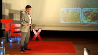 Promoviendo sistemas de producción ecológica del café: Hernan Vasquez at TEDxSansFrontieres