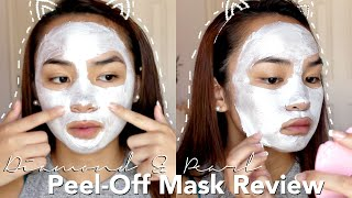 HEY GUYS. So I tried a fancy peel-off mask. LOL, I hope you guys fo...