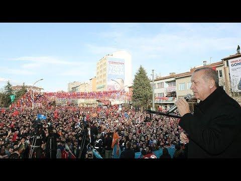 Cumhurbaşkanı Erdoğan: Kenevir sanayisinin kurulmasına öncelik vereceğiz