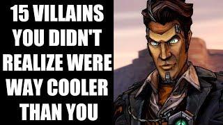 15 Villains You Didn