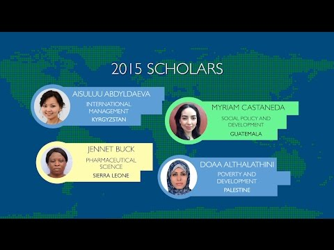 The OFID Scholarship Program