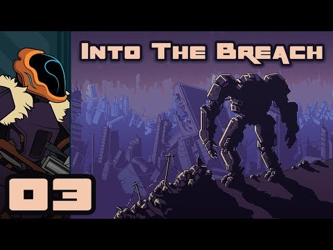 Let's Play Into The Breach - PC Gameplay Part 3 - Slug-A-Bug
