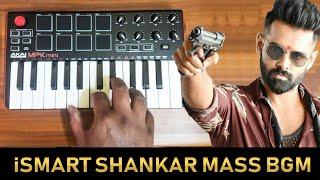 Ismart Shankar Mass Bgm Ringtone | Cover By Raj Bharath.mp3