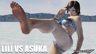 Lili VS Asuka
