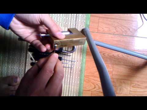 Bộ chìa khóa vạn năng 9 cây KLOM