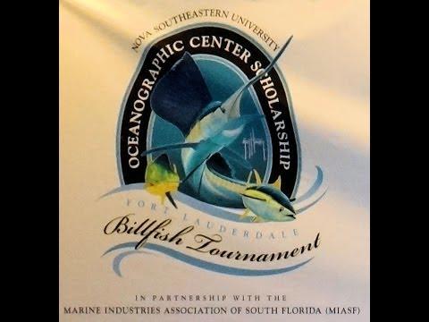 NOVA Billfish tournament March 2, 2014 (BOAT #11)