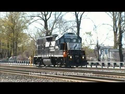 Spring Break Railfanning: Tons of Foreign Power, IMRL SD40, NW-2, Horn Shows, and More!