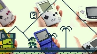 Time Warp: linia Game Boy