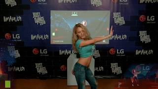 Just Dance 2018 / Sonikella [ Shakira - Hips Don't Lie ]