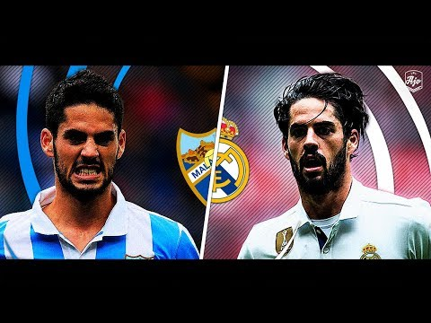 Isco in Malaga vs Isco in Real Madrid | HD Mp3