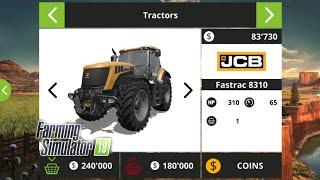 Fs18 farming simulatör 18 / fs18'in en hızlı traktörünü almak yeni jbc / get the fastest tractor jbc