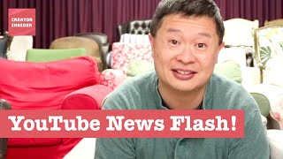 Subs De-spam, YT's Transparency Report, Better funnel metrics in Studio & MORE | YouTube Newsflash thumbnail