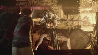 Resident Evil Revelations 2 Episode 4 Alex Wesker Boss Fight