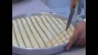 Gaziantep baklavası nasıl yapılır?