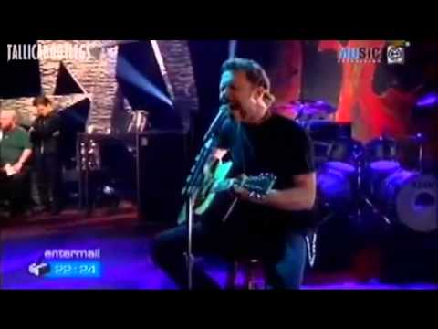 Metallica - Mama Said [Live Holland Later 1996] - Only James Hetfield