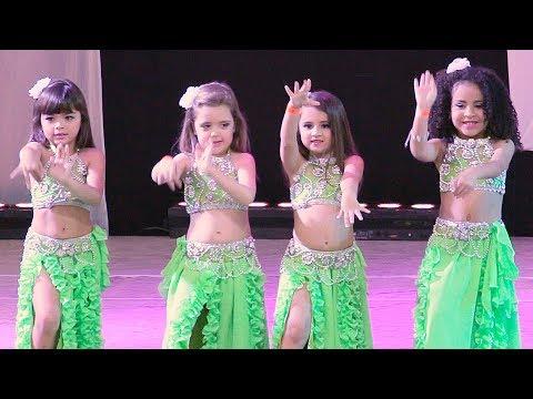 Espaço de Dança Daniela Guimarães - Grupo Infantil ® Belíssimas - Congresso Mineiro 2017 thumbnail