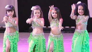 Espaço de Dança Daniela Guimarães - Grupo Infantil ® Belíssimas