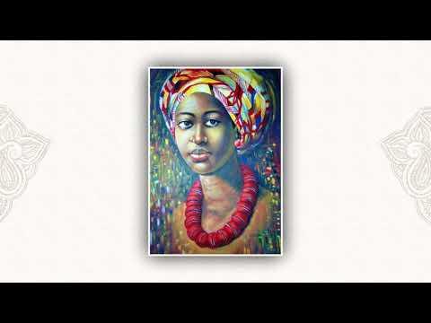 Africa around the world Art of Gambia