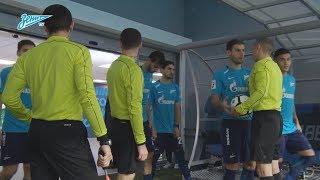Скрытая камера «Зенит-ТВ» на остросюжетном матче против «Амкара»