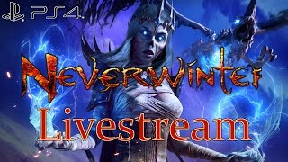 Neverwinter - Day One | PS4 Live Let's Play Gameplay #1