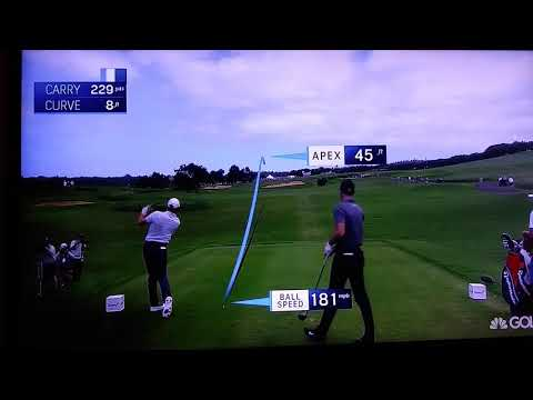Rory Mcilroy driver stinger 2019 slow motion