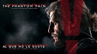 Reseña Metal Gear Solid V: The Phantom Pain | 3 Gordos Bastardos