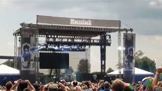 """OZZY OSBOURNE  - """"Bark At The Moon"""" During Solar Eclipse 2017"""