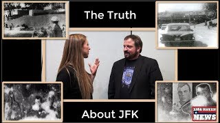 Photo Reveals Who Shot JFK—Ancient Aliens Mike Bara Puts His Bottom On the Line…