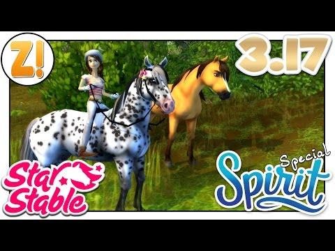 Star Stable [SSO]: Spirit nahe des Apfelhains #3 - 2017 | Let's Play [DEUTSCH]