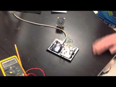 Tool Week Sonar Project