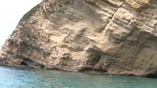 Paradise Beach,Paleokastritsa,Corfu