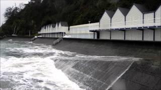 Grandes marees à etables sur mer #grandesmarees #mareedusiecle