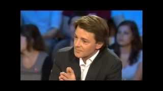 François Baroin - On n'est pas couché 24 mai 2008 #ONPC