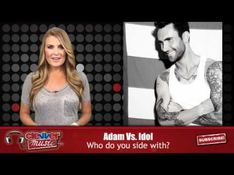 Adam Levine Slams American Idol