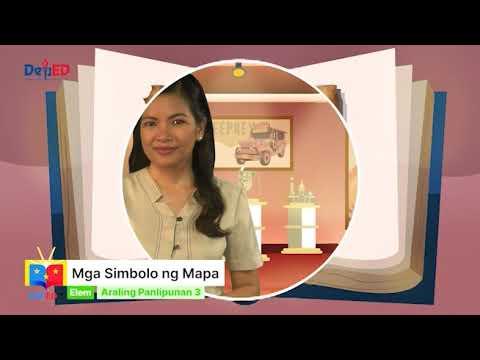 Download Grade 3 Araling Panlipunan Q1 Ep1: Mga Simbolo ng Mapa