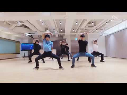 EXO Love Shot Dance Practice ||Fanmade Mp3