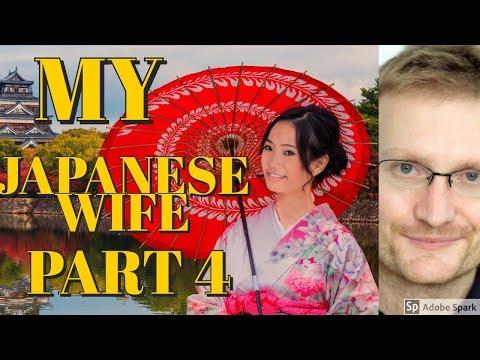 Advanced English vocabulary based on a novel ( My Japanese wife part 4)
