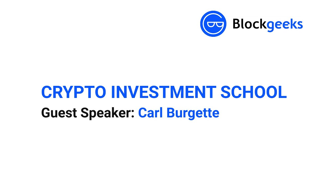 Crypto Investment School Clip: Intro to Ichimoku Trading for Crypto with Carl Burgette