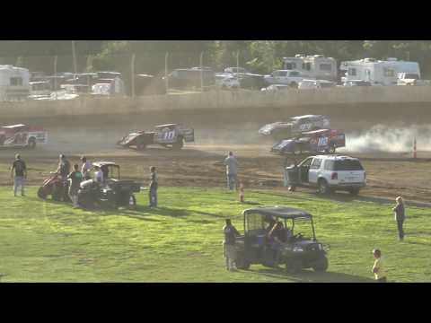 Florence Speedway | 7/15/17 | UMP Modifieds | Heats