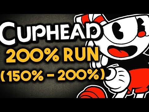 CUPHEAD 200% RUN (150% - 200%) - Tränen der Freude & Verzweiflung