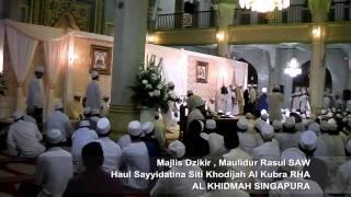 Majlis Dzikir, Maulidur Rasul SAW & Haul Sayiddatina Siti Khodijah Al Kubra rha P1