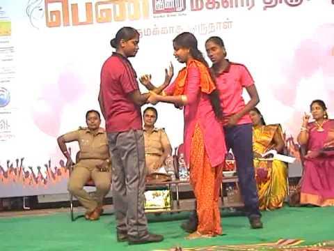Motivative speech for womens and self defense in INDIRA GANDHI WOMEN S COLLEGE