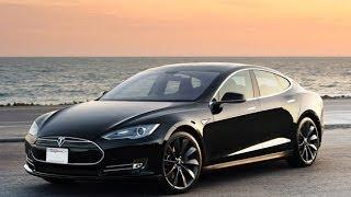 видео Автомобиль Tesla - будущее уже здесь
