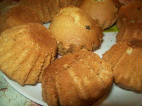 Кексы  Золотой Гаспадар  белорусская кухня