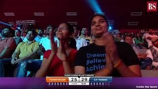 Pro Kabaddi 2019, Match 125: UP Yoddha vs Puneri Paltan video highlights