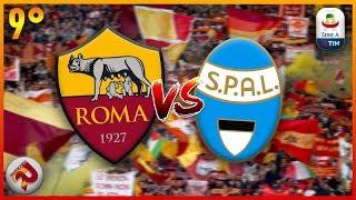 Download Video ROMA - Spal | Diretta LIVE (Serie A) 2018/2019 MP3 3GP MP4